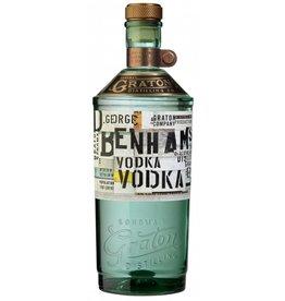 Graton Distilling Co. D. George Benham's Vodka 750ml