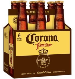 Corona Familiar 12oz 6Pk Btls