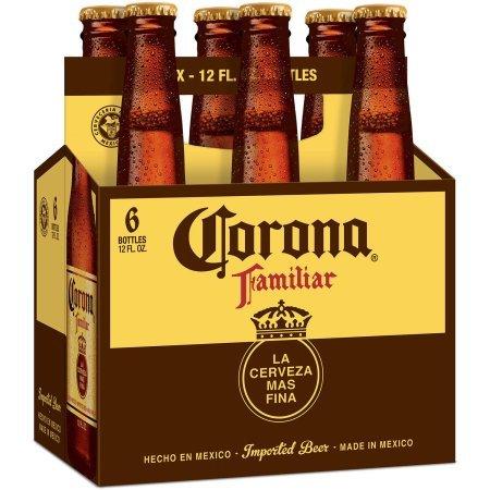 Corona Familiar 12oz 6Pk Btls