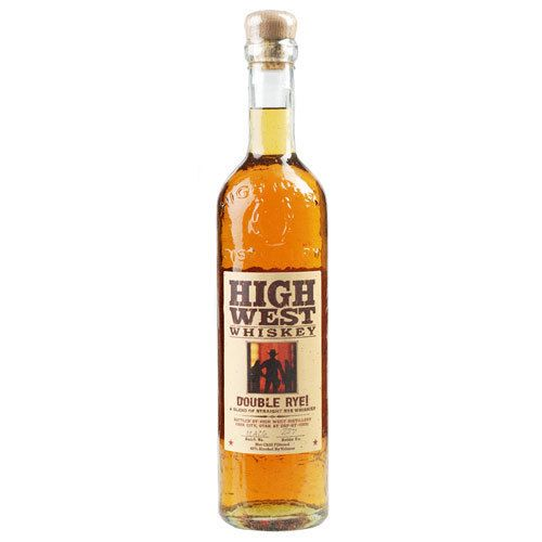 High West Whiskey-Double Rye