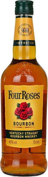 "Four Roses ""Tan Label"" Straight Bourbon 750ml"