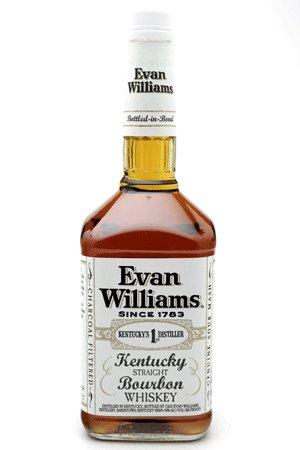 Evan Williams Kentucky Straight Bourbon 100 Proof Bottled-In-Bond 750 ml