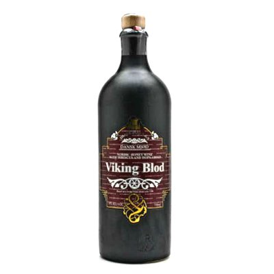 Dansk Mjod Viking Blood Honey Wine Hibiscus 750ml