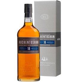 Auchentoshan Triple Distilled Single Malt Scotch Whisky 18yrs. 750ml
