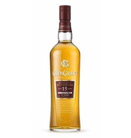Glen Grant Rothes Speyside Single Malt Scotch Whisky 15 Yrs. 750ml