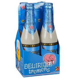 Delirium Tremens Strong Blonde Ale 12oz 4Pk Btls