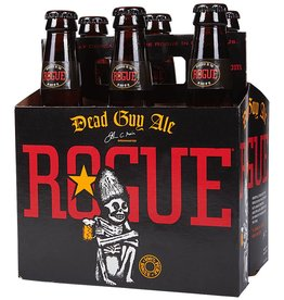 Rogue Ales Dead Guy Ale Maibock Style 12oz 6Pk Cans