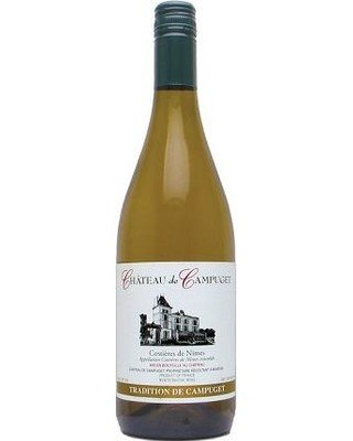 Campuget 2017 Rose Rhone Wine 750 ml