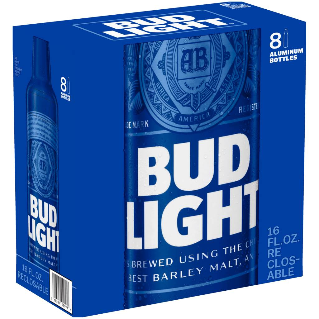 Bud Light cn 8pk 16oz