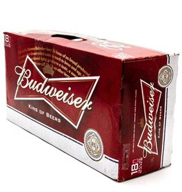 Budweiser 12oz 18Pk Cans