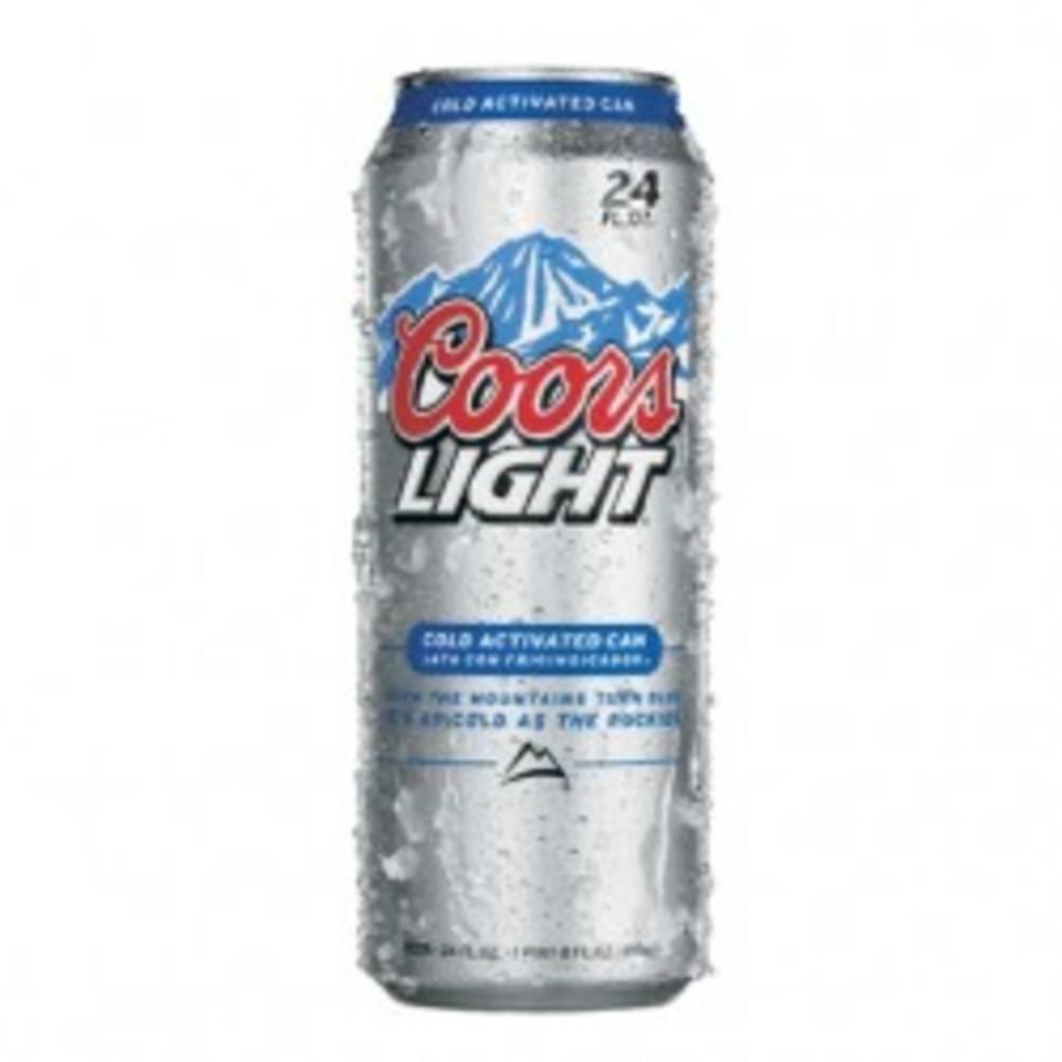 Coors Light cn 24 oz