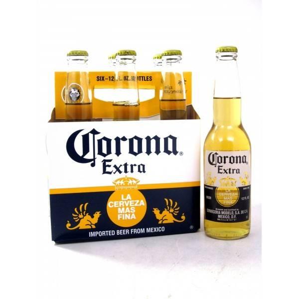 Corona Extra 12oz 6Pk Btl