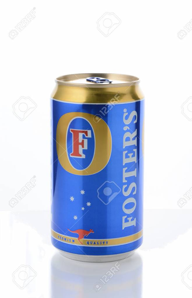 Fosters Lager 25.4oz Can