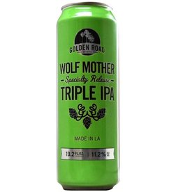 Golden Road Wolf Mother 3x IPA 19.2 Oz (1) Can