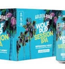 Golden Road Wolf Pup Session IPA 12oz 6Pk Cans