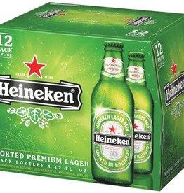 Heineken 12oz 12Pk Btl