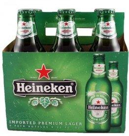 Heineken 12oz 6Pk Btl