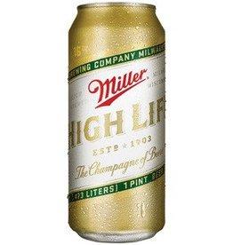 Miller High Life 16oz Cn
