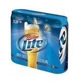 Miller Lite 24Oz 3 Pk Cans