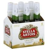 Stella Artois Belgium Lager 11.2oz 6Pk Btl