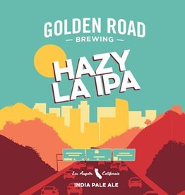 Golden Road Hazy LA IPA 12oz 6Pk Cans