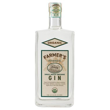 Farmer's Botanical Small Batch Organic Gin 750ml