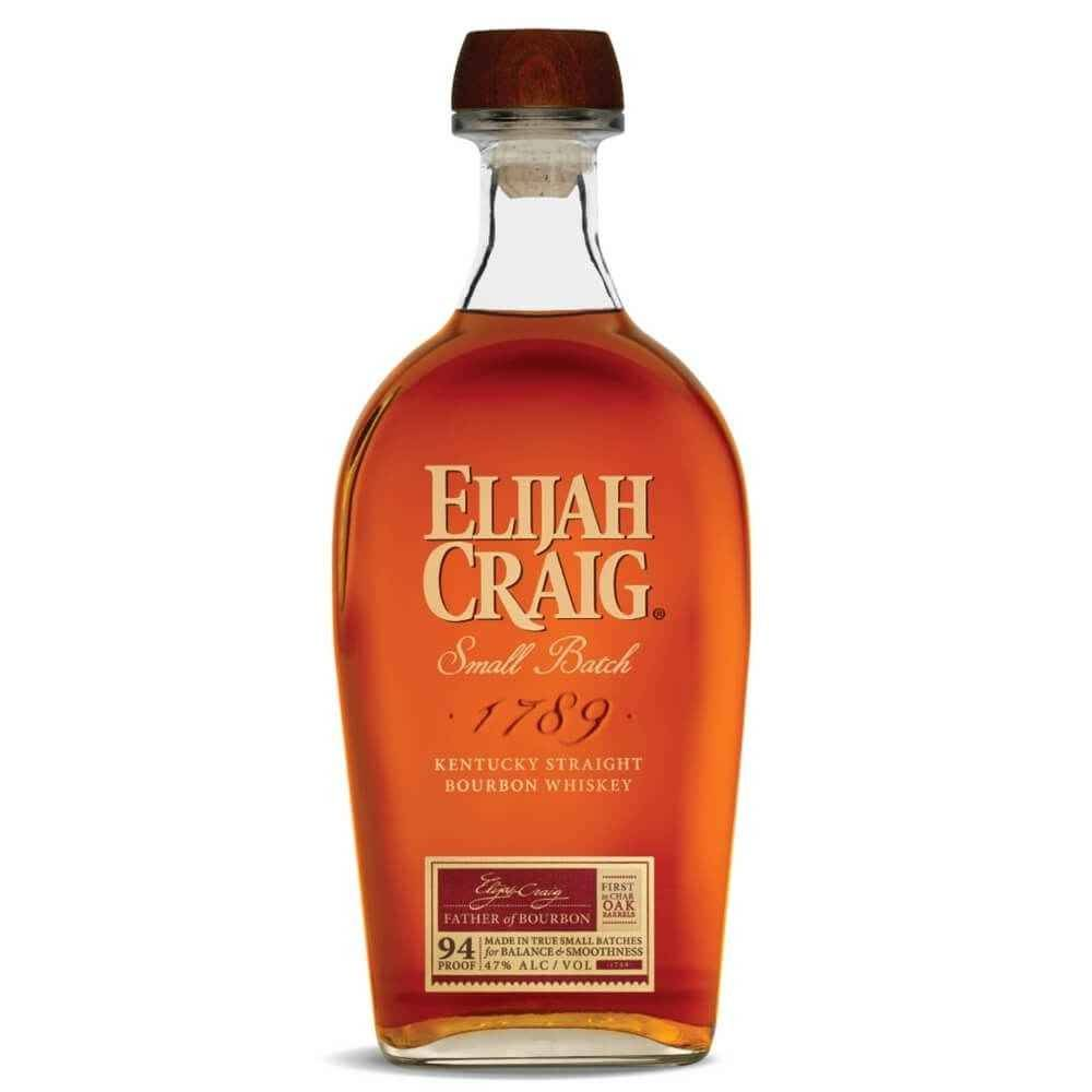 Elijah Craig Small Batch Barrel Proof 130.6Pf. Kentucky Straight Bourbon Whiskey 750ml