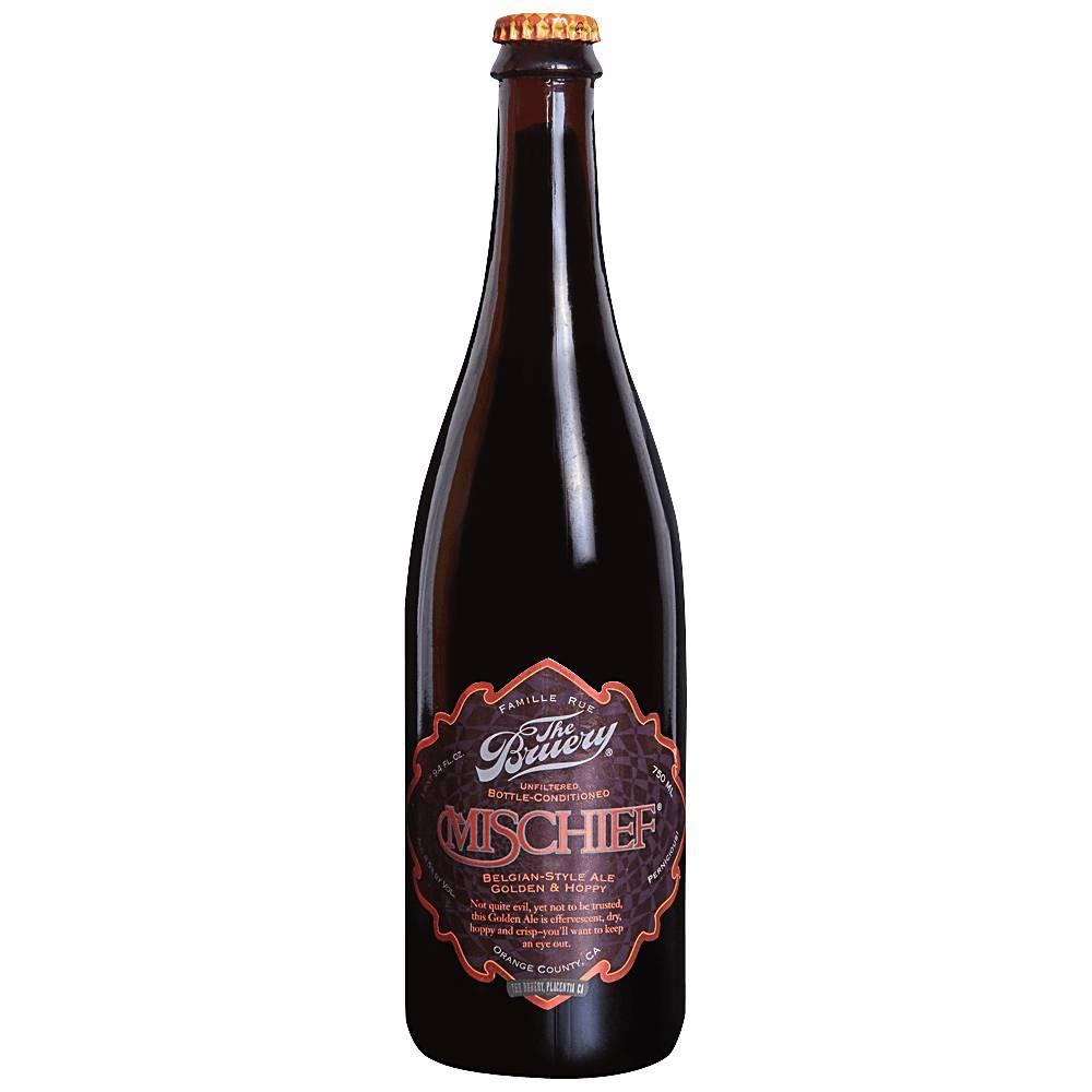 The Bruery Mischief Hoppy Belgian-Style Ale 16oz 4Pk Cans
