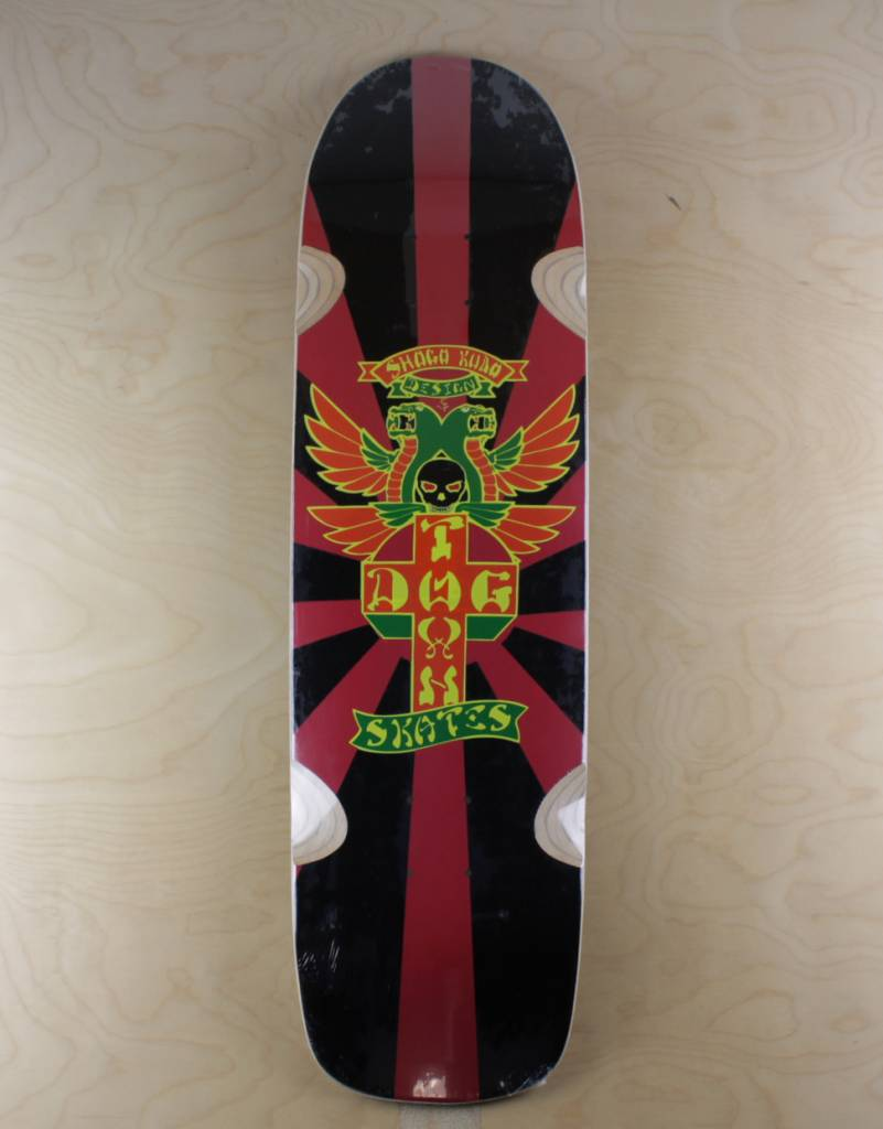Dogtown Dogtown - 8.75 Shogo Kubo Pool Deck Black