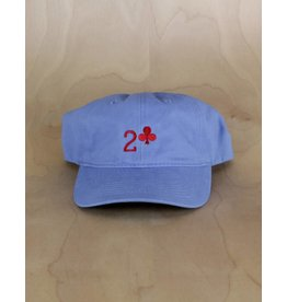 Low Card Low Card - The Deuce Dad Hat Blue