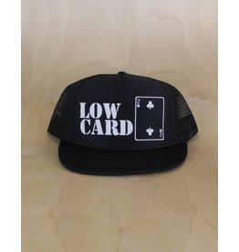 Low Card Low Card - Original Logo All Black