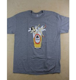Low Card Low Card - Dirty Beer S/S Grey