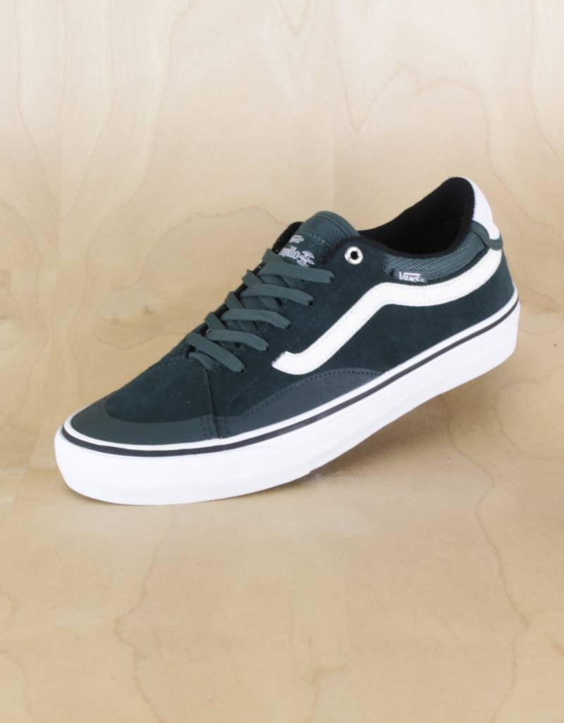 3d21a2459f056c Vans - TNT Advanced Prototype Mesh Darkest Spruce Black - The Point ...