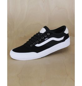 Vans Vans - Chima Pro 2 Suede/Canvas Black/White