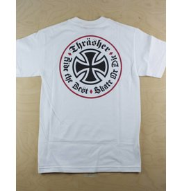 Independent Independent - Thrasher Oath S/S White