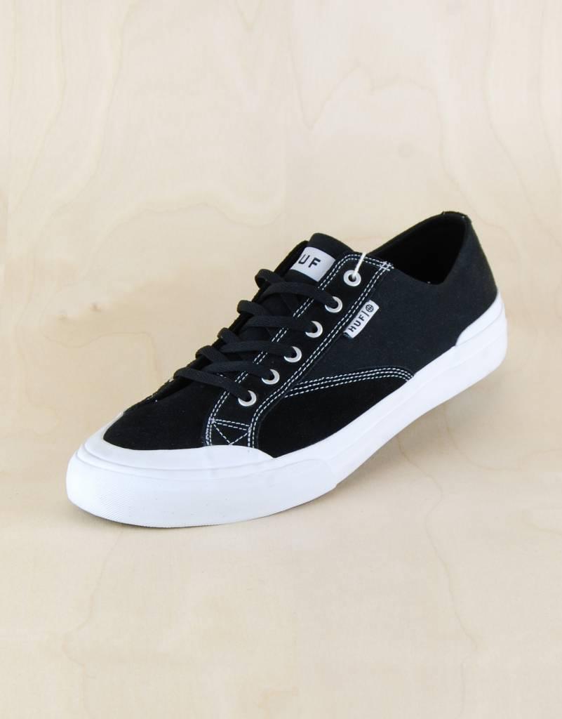 1efe04c1dd30a Huf - Classic Lo ESS Black/White - The Point Skate Shop