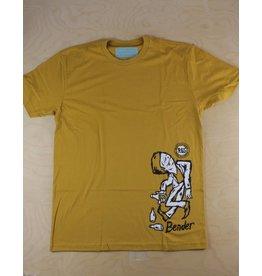 Roger Skate Co. Roger - Gold Bender Tee