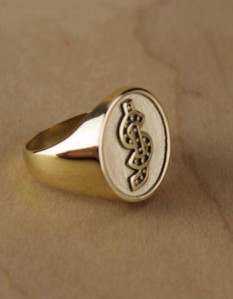 Shake Junt Shake Junt - Classic Gold Ring