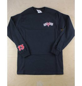Thrasher Thrasher - Racing L/S Black