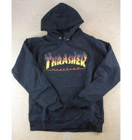 Thrasher Thrasher - BBQ Hoodie Black