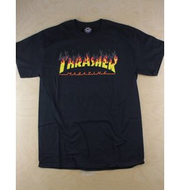 Thrasher Thrasher - BBQ S/S Black