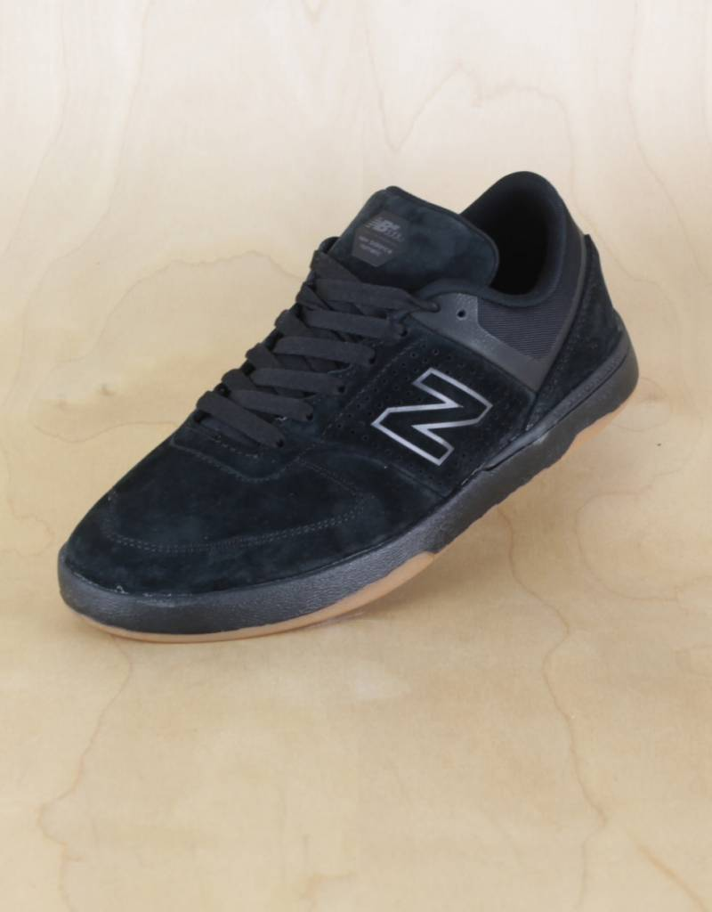 New Balance 533 MT2 Pj Ladd BlackBlack Suede The Point Skate Shop