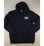 The Point The Point - Classic Logo Hoodie Black/White