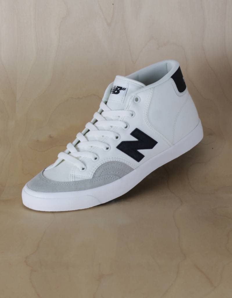 New Balance 213 OTW Pro Court Mid WhiteGrey The Point Skate Shop