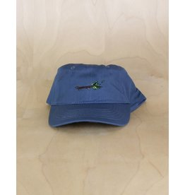 The Point The Point - Wood Pushers Strapback Navy