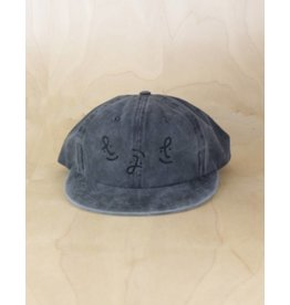 Pleased 2 Skate Pleased 2 Skate - Logo Strapback Dark Grey