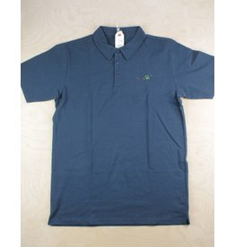The Point The Point - Wood Pushers Polo Tee Navy