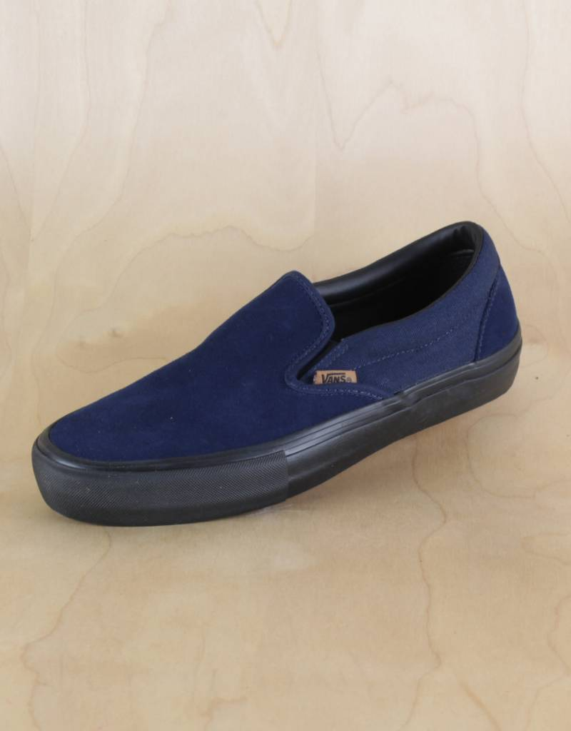 Vans Vans - Slip-On Split Foxing Dress Blue
