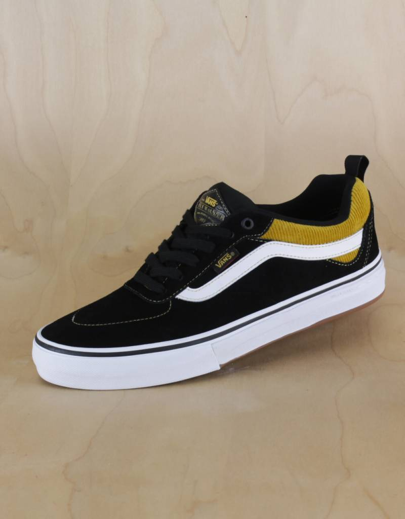 Vans Vans - Kyle Walker Pro Black/Yellow Corduroy