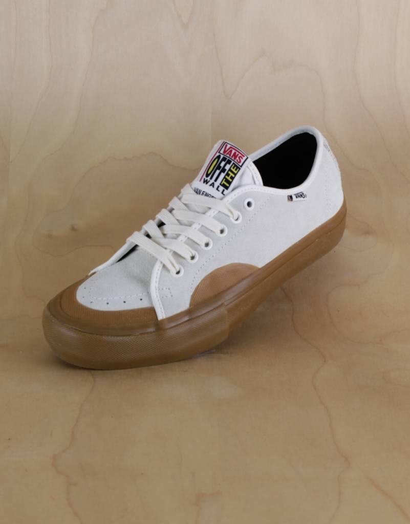 a6930663270bf6 Vans - AV Classic Pro Marshmallow Gum - The Point Skate Shop